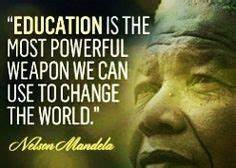 Education Is The Most Powerful Weapon Poster : social good quotes on pinterest oprah bridge quotes and gratitude ~ Markanthonyermac.com Haus und Dekorationen