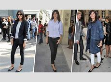 How To Style Jeans Like French Vogue's Emmanuelle Alt