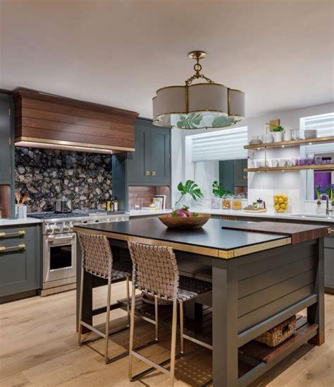 masculine kitchen  kips bay nyc