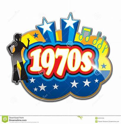 1970 Clipart 1970s 70 70s Los Dreamstime