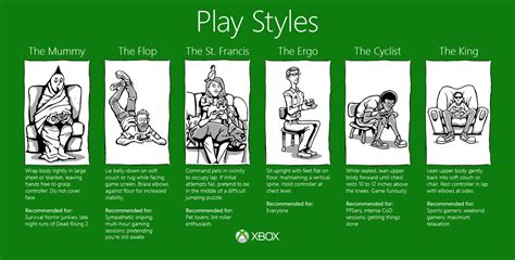 What's Your Xbox Play Style?