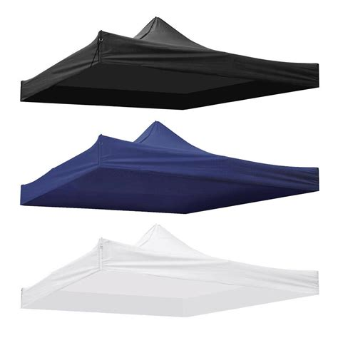 ez pop  canopy top replacement patio outdoor sunshade tent cover  xft ebay