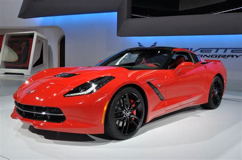 chevrolet corvette stingray epa rated  mpg hwy