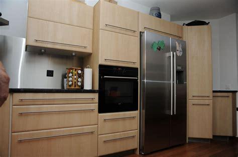 cuisine americain cuisine avec frigo americain dootdadoo com idées de