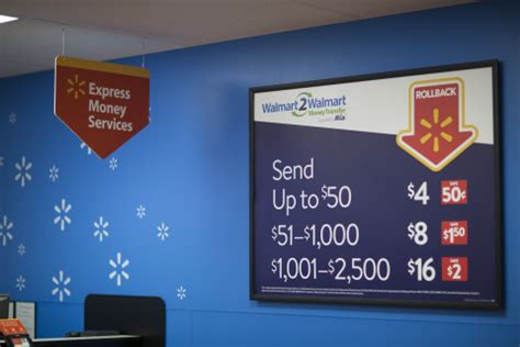 Walmart Slashes Prices Again Domestic Money Transfers