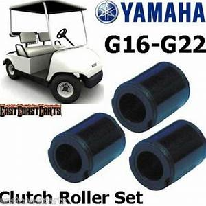 Yamaha Golf Cart G16