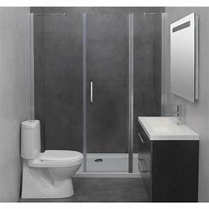 Porte De Douche D Angle : paroi de douche d 39 angle porte battante helia f robinet ~ Edinachiropracticcenter.com Idées de Décoration