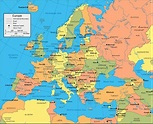 This is our Blog!: List of European countries and capitals