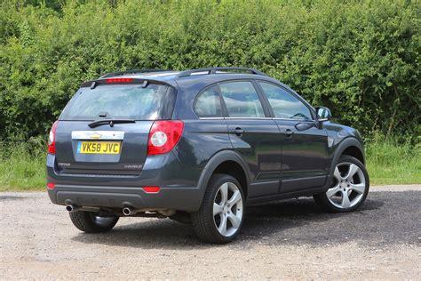 Review Chevrolet Captiva by Chevrolet Captiva Estate Review 2007 2015 Parkers
