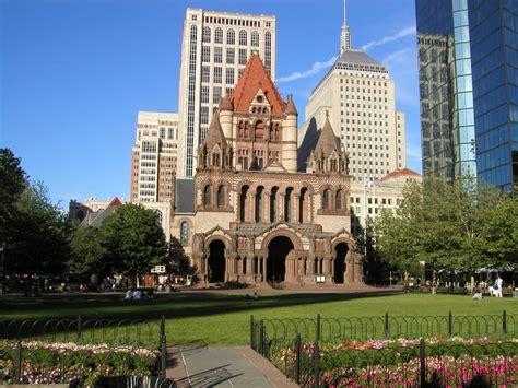 boston wedding trinity church