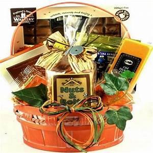 Handyman Snacks Gift Basket