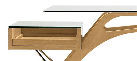 plateau de bureau en verre cavour lvc designlvc design