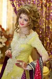 Trendy Pakistani Bridal Hairstyles 2018 New Wedding Hairstyles Look