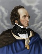 Felix Mendelssohn Photograph by Maria Platt-evans