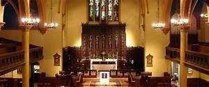 Aisle Lighting System Rogers Krajnak Architects Trinity Episcopal Church