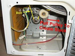 How To Change A Belt On A Kenmore Dryer