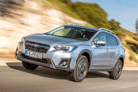 Subaru Xv Neu 2019 Preise Technische Daten Alle Infos