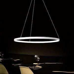 30W Pendant Light Modern Design/High Quality LED Ring/Fit ...