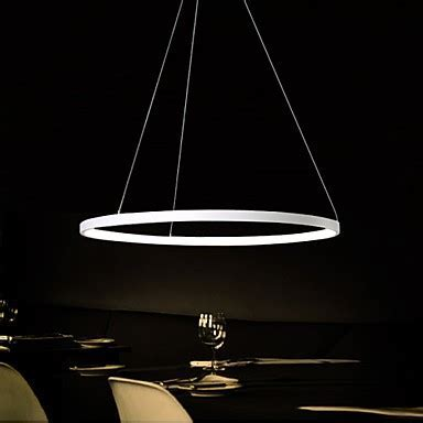 30W Pendant Light Modern Design/High Quality LED Ring/Fit