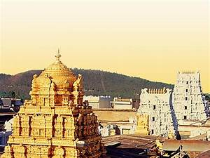 INDIAN HINDU TEMPLE - TIRUPATI BALAJI PHOTO | Divine ...