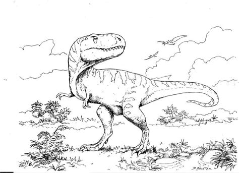 Results for Imagenes Del Tiranosaurio Rex Para Colorear