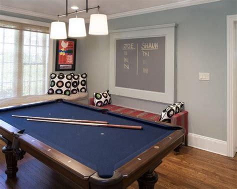 pool table room decor 40 lagoon billiard room design ideas