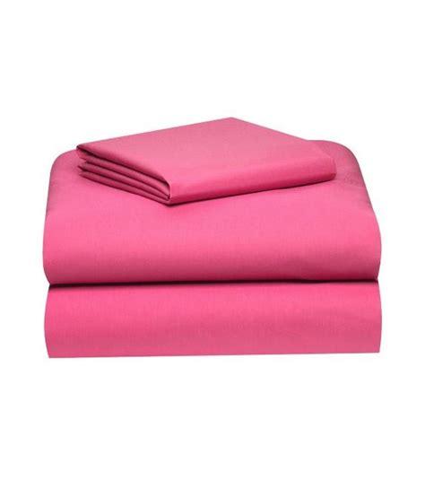 extra long twin sheet set deep pink buy extra long twin