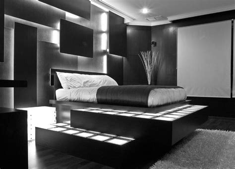 stylish masculine bedrooms godfather style