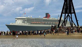 cuxhaven  weltschifffahrtsweg ist ein hotspot fuer