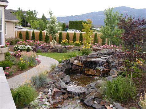 home landscaping images landscapes country home landscape