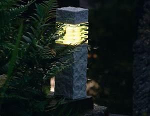 Borne Luminaire Extérieur : borne nepos 12v garden lights ~ Teatrodelosmanantiales.com Idées de Décoration
