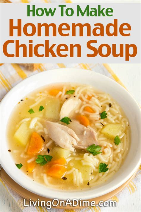 Homemade Chicken And Turkey Soup Recipes Living On A Dime Watermelon Wallpaper Rainbow Find Free HD for Desktop [freshlhys.tk]