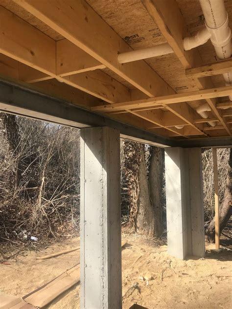 replacement foundation  flood zone coastal engineering