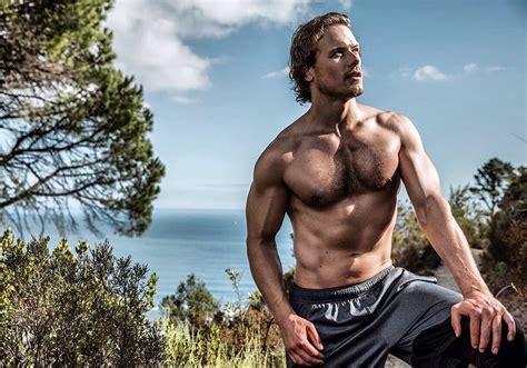 sam heughan sexy sam heughan shirtless men s health homorazzi media