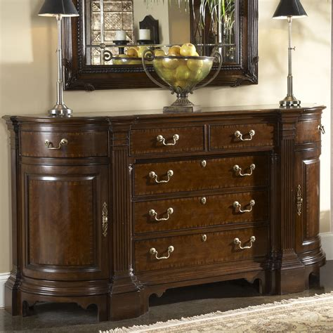 michael harrison american cherry kennett square credenza