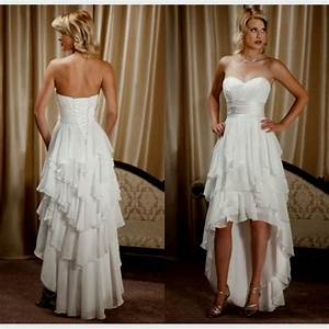 country style high low wedding dresses great ideas for With cheap country wedding dresses