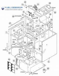 Spare Parts For Flake Ice Machines Hoshizaki Fm80 Fm120 Cm110