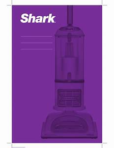 Shark Navigator Lift-away Pro Nv355 Owner U0026 39 S Manual