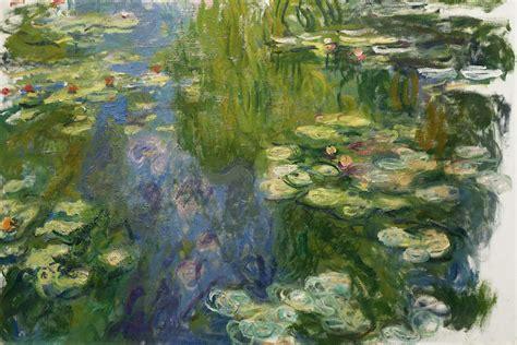 le bassin aux nympheas canvas by claude monet icanvas
