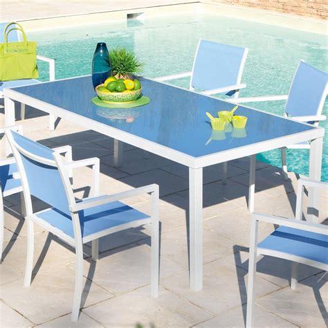 table chaise de jardin table et chaise de jardin truffaut