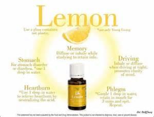 Young Living Lemon Oil Photos