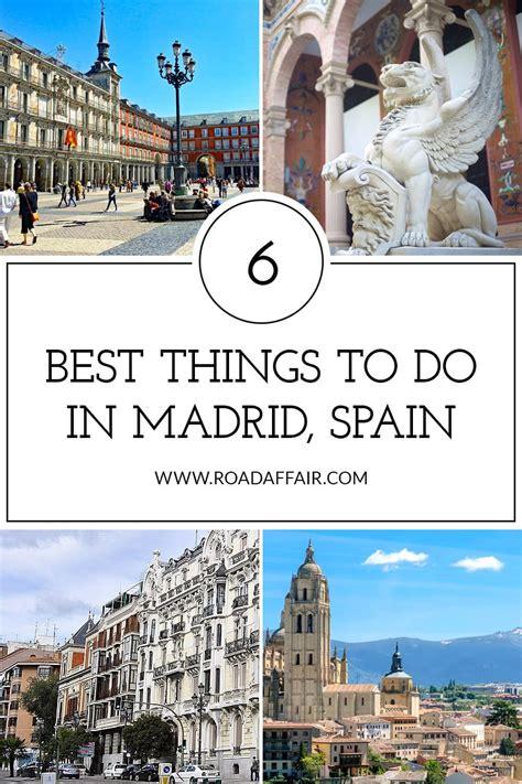 10 Best Things to Do in Madrid, Spain | Road Affair