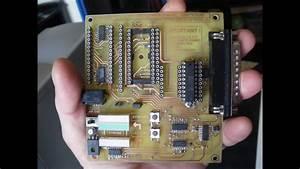 Programmer  Programmateur  Eeprom  Eprom  Nv Ram De 2ko  U00e0 2mo U0026 39  Circuit Imprim U00e9