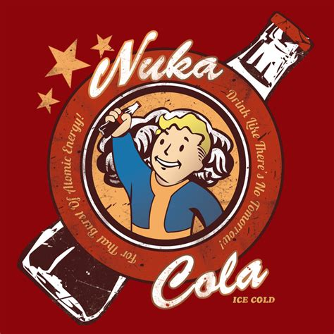 Drink Nuka Cola! - NeatoShop
