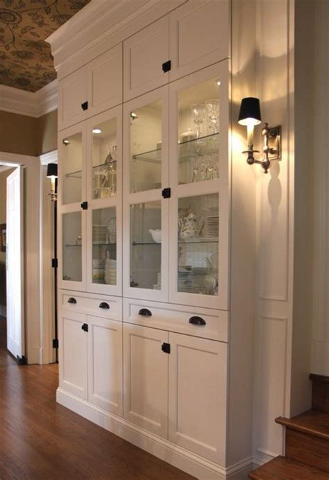 built in china cabinet built in china cabinet designs woodworking projects plans
