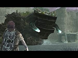 Shadow of the Colossus: Pelagia Boss Fight - 12th Colossus ...