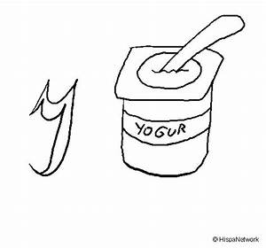 Dibujo de Yogur para Colorear Dibujos net