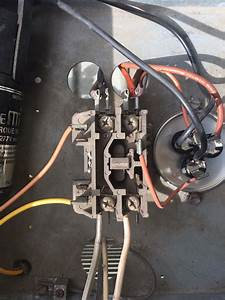 Replacing Ac Contactor - Need Help With Wiring Please - Hvac