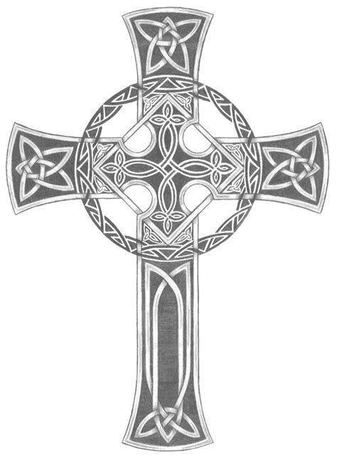 celtic cross tattoos - nycardsandswag