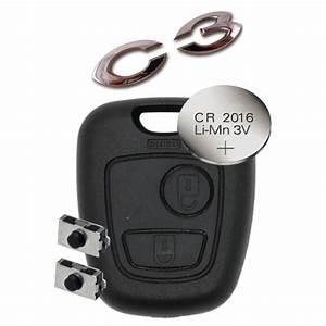 Batterie Citroen C1 : citroen c1 c2 c3 xsara 2 button key fob head only replacement for worn key ~ Melissatoandfro.com Idées de Décoration